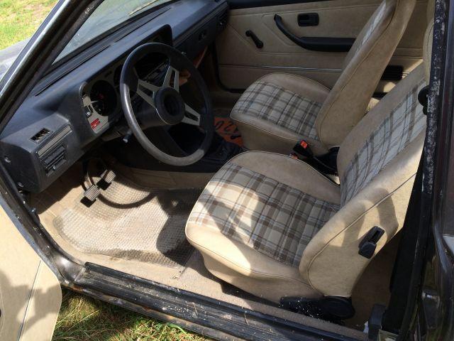 La voiture de madame : Scirocco GT 1976 1ère main 29.38
