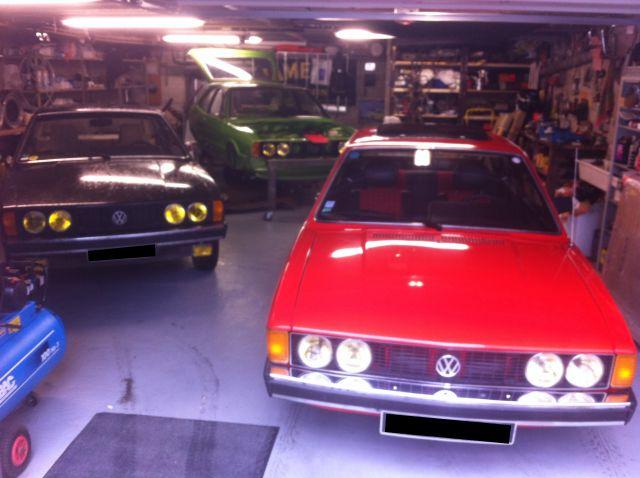 La voiture de madame : Scirocco GT 1976 1ère main 29.46