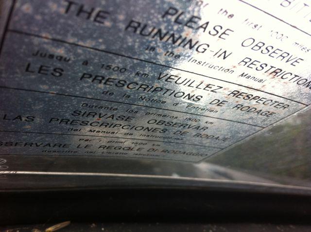 La voiture de madame : Scirocco GT 1976 1ère main 30.82
