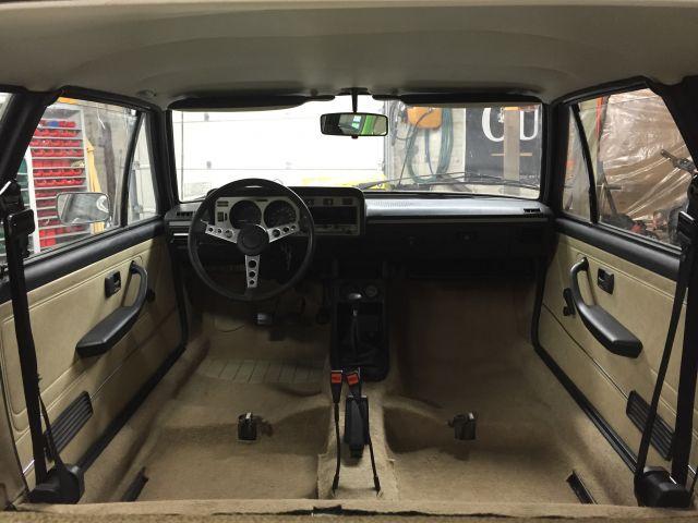 La voiture de madame : Scirocco GT 1976 1ère main 17.23