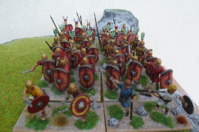 Romains césar  (victrix et agema) 20.52