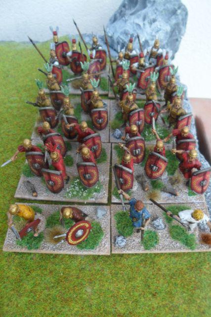 Romains césar  (victrix et agema) 20.53