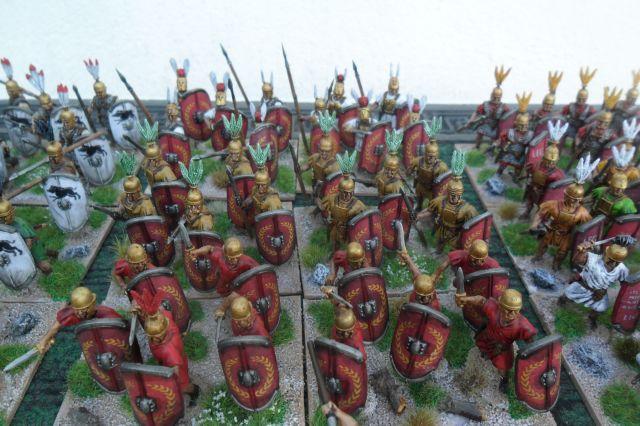 Romains césar  (victrix et agema) 20.58