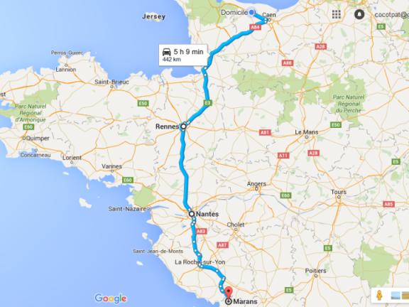 Notre  Circuit PORTUGAL avril-mai 2015 21.0