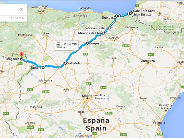 Notre  Circuit PORTUGAL avril-mai 2015 21.2