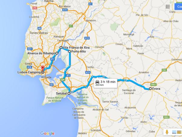 Notre  Circuit PORTUGAL avril-mai 2015 22.8
