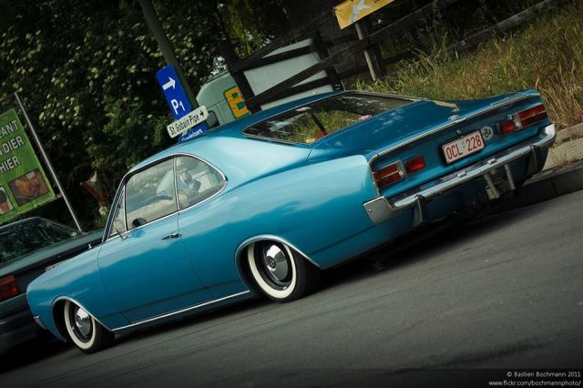 Opel & Mercedes custom & mild custom 13.41