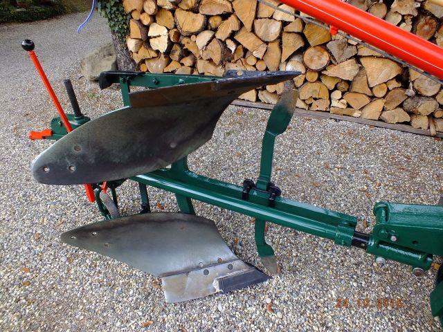 laffly - Remise en route motoculteur Laffly M5 25.77