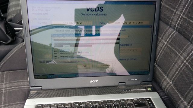 [GTD Blanc Candy  lolo 45 modèle 2011 ]  sortie GTI monté  29.56