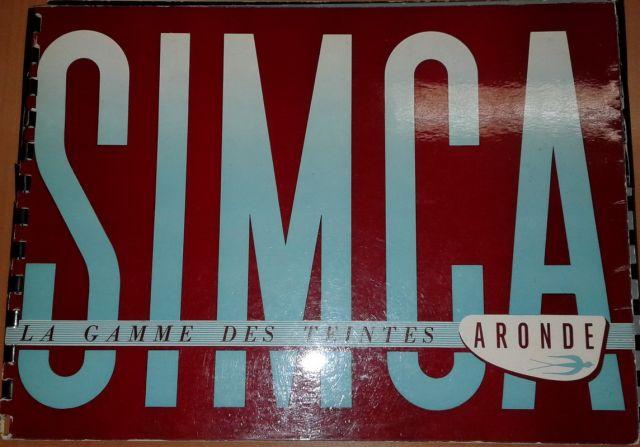 Restauration d'une SIMCA Aronde Grand Large de 1955 surnommée L'Arlésienne ... 02.3