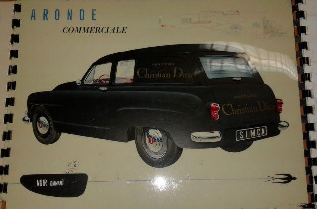 Restauration d'une SIMCA Aronde Grand Large de 1955 surnommée L'Arlésienne ... 02.9