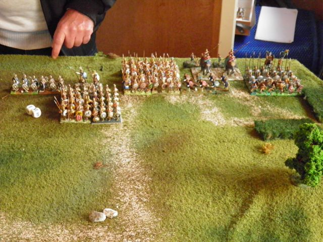 Bataille rangée aux abords du village des fous 27.37