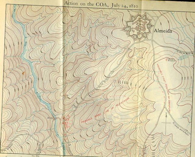 LE PONT DE LA RIVIERE COA le 24.07.1810 10.32