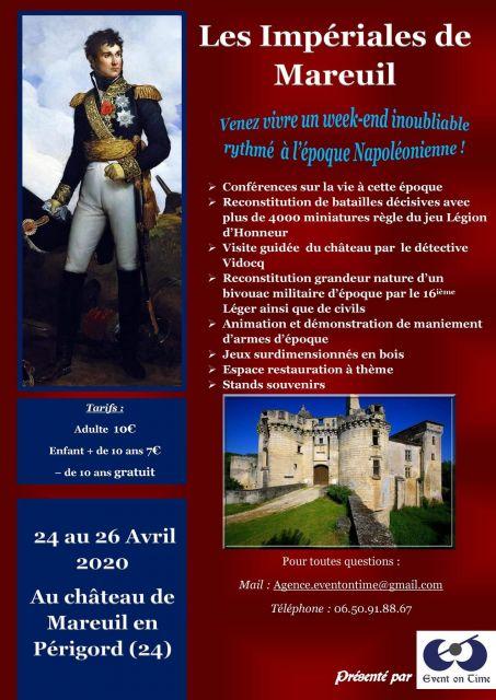 LES IMPERIALES DE MAREUIL (24) 05.18