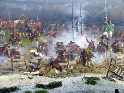 1809 LES INSURGES TYROLIENS D'ANDREAS HOFER 30.10