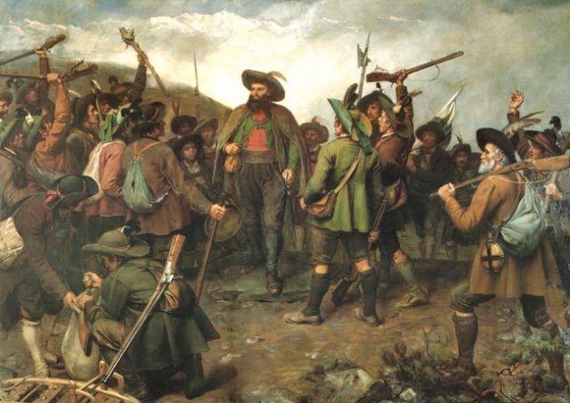 1809 LES INSURGES TYROLIENS D'ANDREAS HOFER 30.13