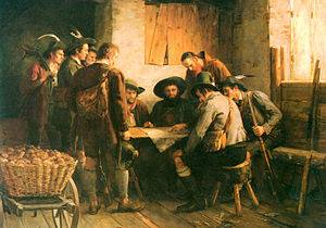 1809 LES INSURGES TYROLIENS D'ANDREAS HOFER 30.15
