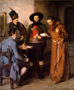 1809 LES INSURGES TYROLIENS D'ANDREAS HOFER 30.16