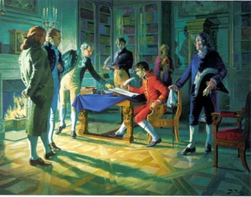 3 Mai 1803... la Saint Philippe façon USA  03.4