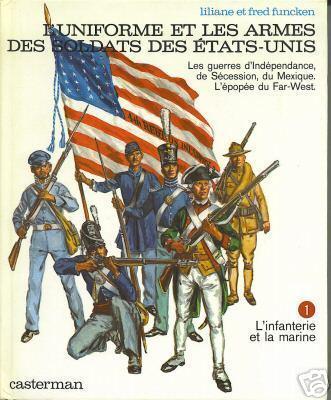 L'ARMEE US en 1812-1815 un autre Front pour vos Napoléoniennes batailles 05.11