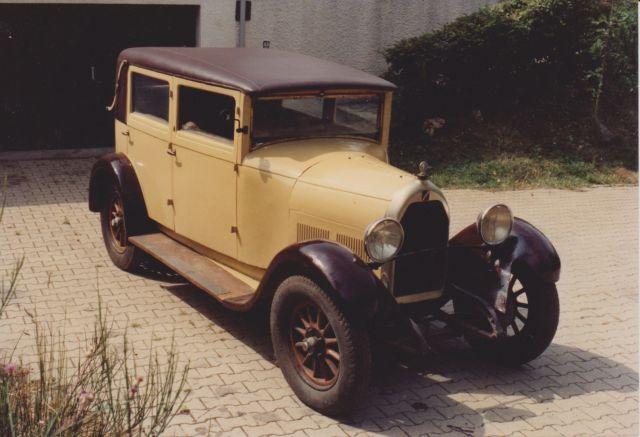 Restauration d'une Talbot M67 05.24