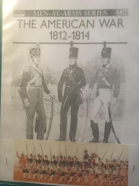 L'ARMEE US en 1812-1815 un autre Front pour vos Napoléoniennes batailles 05.7