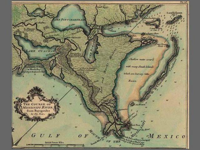 1815 le 8 janvier Bataille de la Nouvelle Orléans 16.19