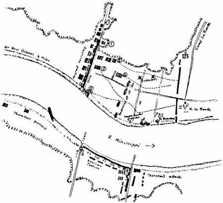 1815 le 8 janvier Bataille de la Nouvelle Orléans 16.21