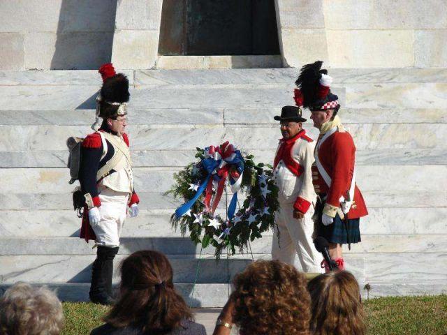 1815 le 8 janvier Bataille de la Nouvelle Orléans 16.28