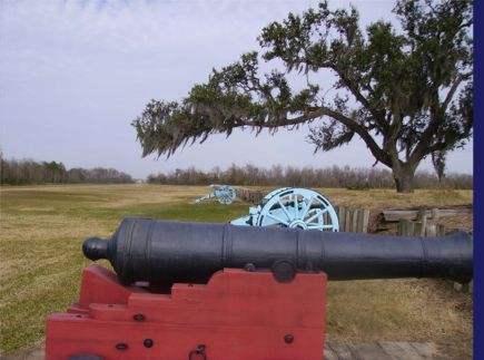 1815 le 8 janvier Bataille de la Nouvelle Orléans 16.30