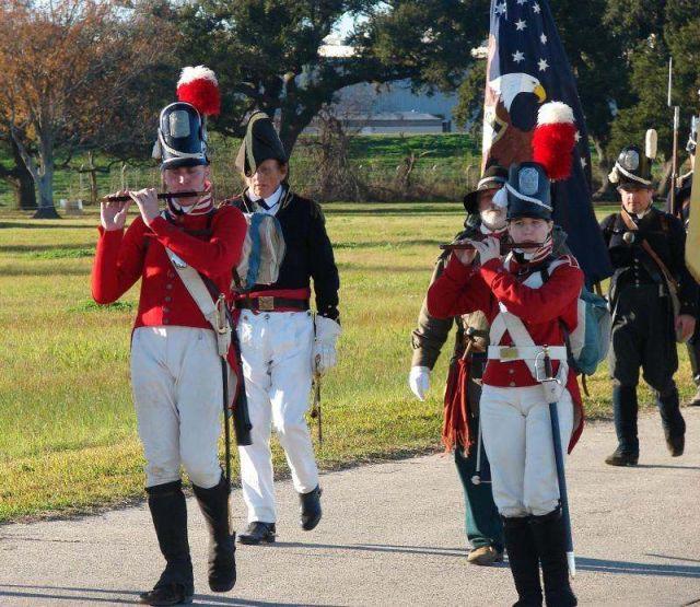 1815 le 8 janvier Bataille de la Nouvelle Orléans 16.33