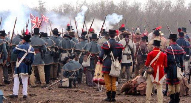 1815 le 8 janvier Bataille de la Nouvelle Orléans 16.35
