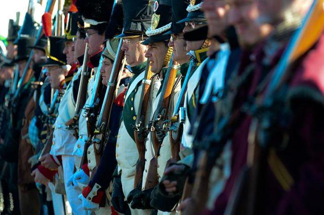 1815 le 8 janvier Bataille de la Nouvelle Orléans 16.38