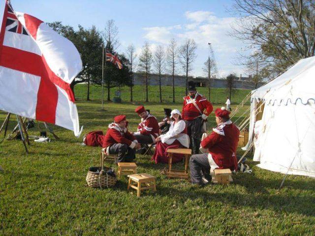 1815 le 8 janvier Bataille de la Nouvelle Orléans 16.41