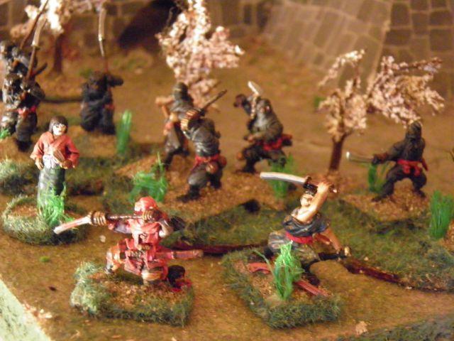 Quelques fournisseurs de figurines de samurais  18.2