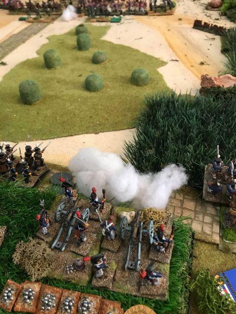 Escarmouche aux alentours de BEAVER CREEK en 1813 19.18