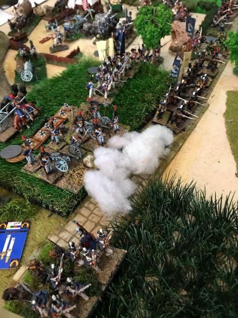 Escarmouche aux alentours de BEAVER CREEK en 1813 19.19