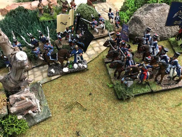 Escarmouche aux alentours de BEAVER CREEK en 1813 19.28