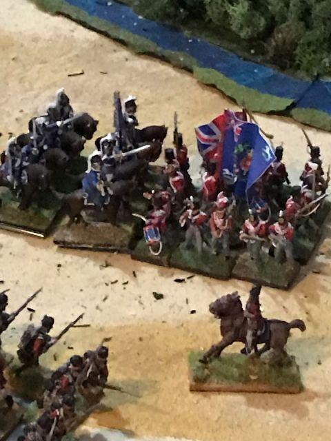 Escarmouche aux alentours de BEAVER CREEK en 1813 19.36
