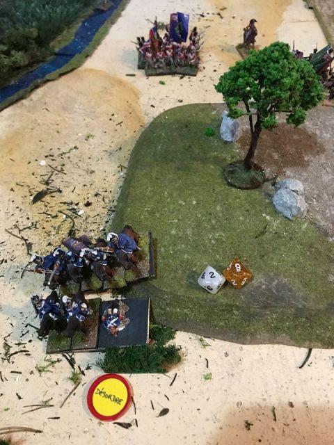 Escarmouche aux alentours de BEAVER CREEK en 1813 19.39