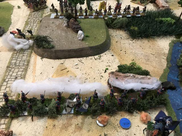 Synchronisation de tir d'infanterie...ou pas ?! 23.1