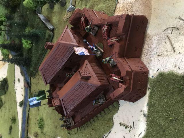 Un fort US a l'embouchure du Mississippi  13.11