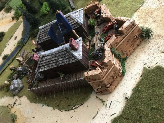 Un fort US a l'embouchure du Mississippi  13.14