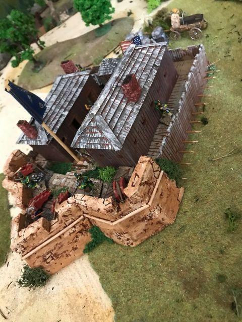 MEGAVENTURE CORSAIRE 1812/1814 Front US 14.6