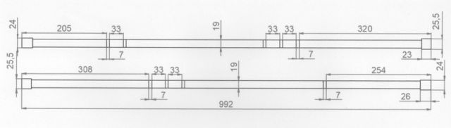 Remontage du train arrière d'une 205 GTI 1,9 04.29