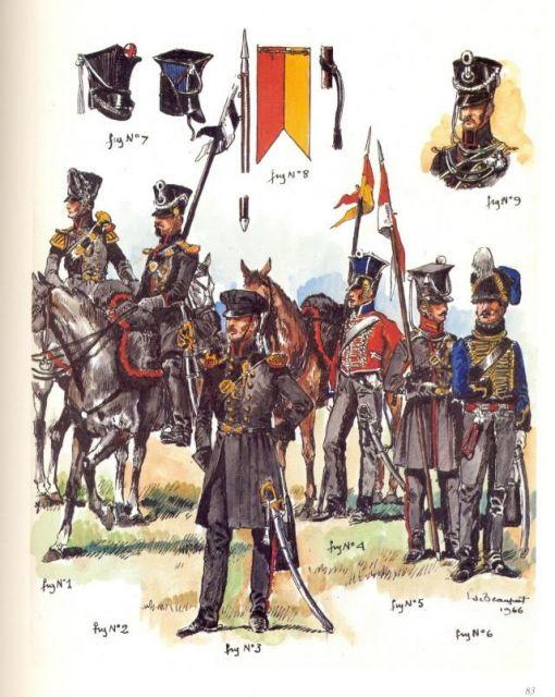 Les Prussiens arrivents 28.4