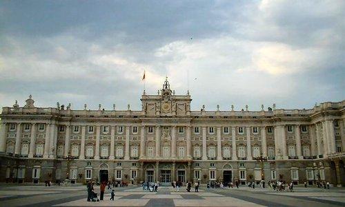 Madrid de los Borbones (I): El Palacio Real Madrid_Palacio_Real_1