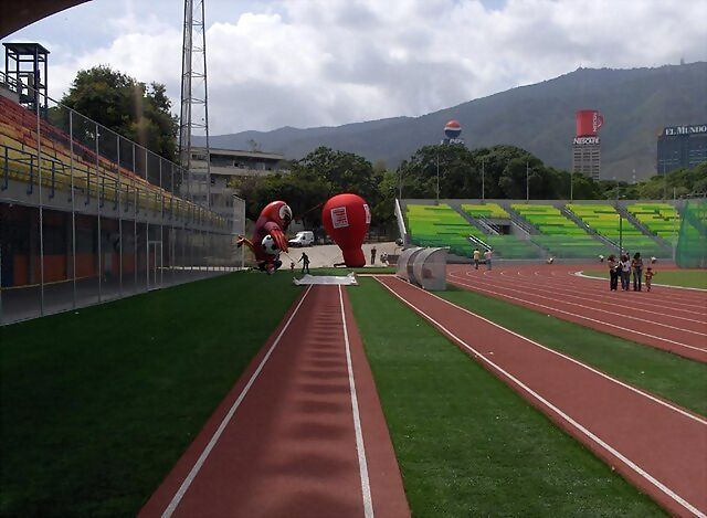 Caracas | Estadio Olímpico Universitario | 22.000 087d9a3d