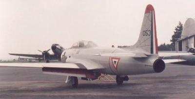 T-33 Fuerza Aerea Mexicana 29300232