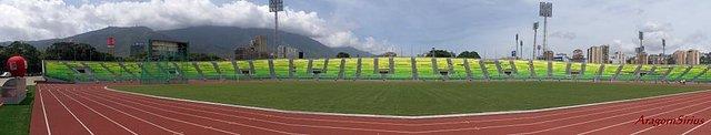 Caracas | Estadio Olímpico Universitario | 22.000 B8bf787c